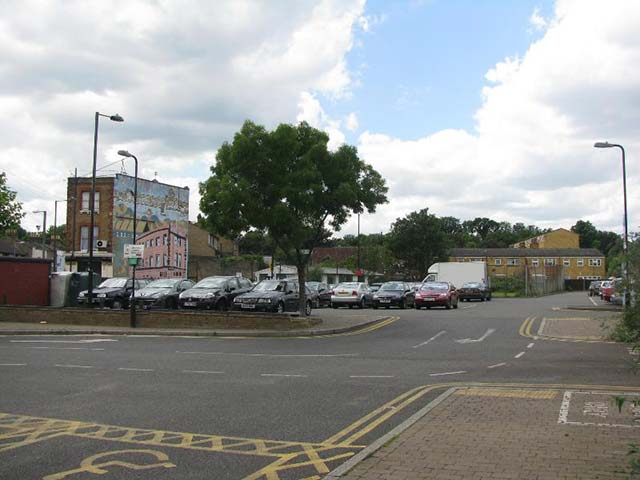 Image of Could this car park in Penge be hiding an ancient monument?
