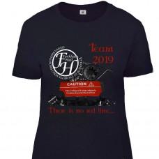 The Farkham Hall 2019 Team Teeshirt for Women