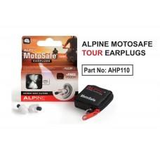 Alpine Motosafe Touring Earplugs
