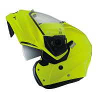 Caberg Duke II Hi Viz Flip-Front Helmet