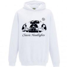 Classic Headlights Porsche Hoodie