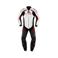 Spidi Supersport Wind Pro Suit Black, Red & White