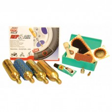 Temporary Tubed Tyre Puncture Repair Kit