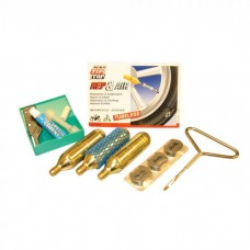 Temporary Tubeless Tyre Puncture Repair Kit