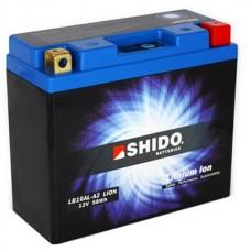Shido LTX16AL-A2 LITHIUM ION