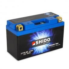 Shido LTX7B-BS LITHIUM ION