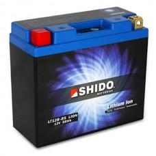 Shido LTX12B-BS LITHIUM ION