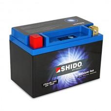 Shido LTX16-BS LITHIUM ION