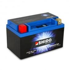 Shido LTX7A-BS LITHIUM ION