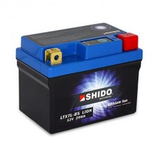 Shido LTX7L-BS LITHIUM ION