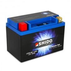 Shido LTX9-BS LITHIUM ION