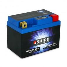 Shido LTX4L-BS LITHIUM ION